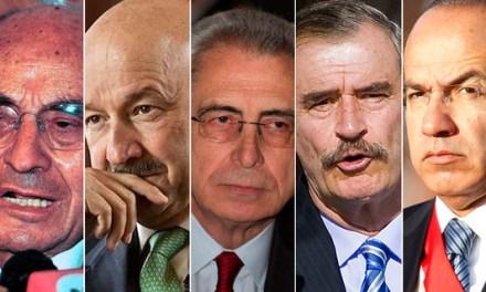 Oficial: Terminaron las pensiones para los expresidentes