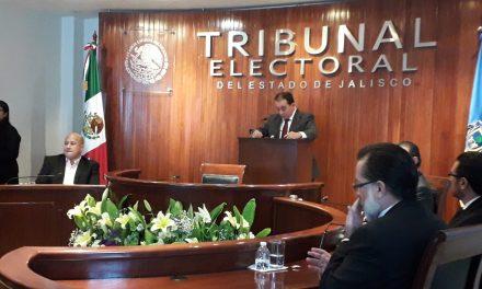 Presidente del Tribunal Electoral de Jalisco pide a sus compañeros reducir sus sueldos a 108 mil pesos al mes