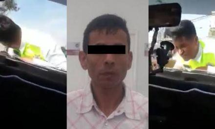 Dictan prisión preventiva a conductor que arrolló a policía vial en el Estado de México