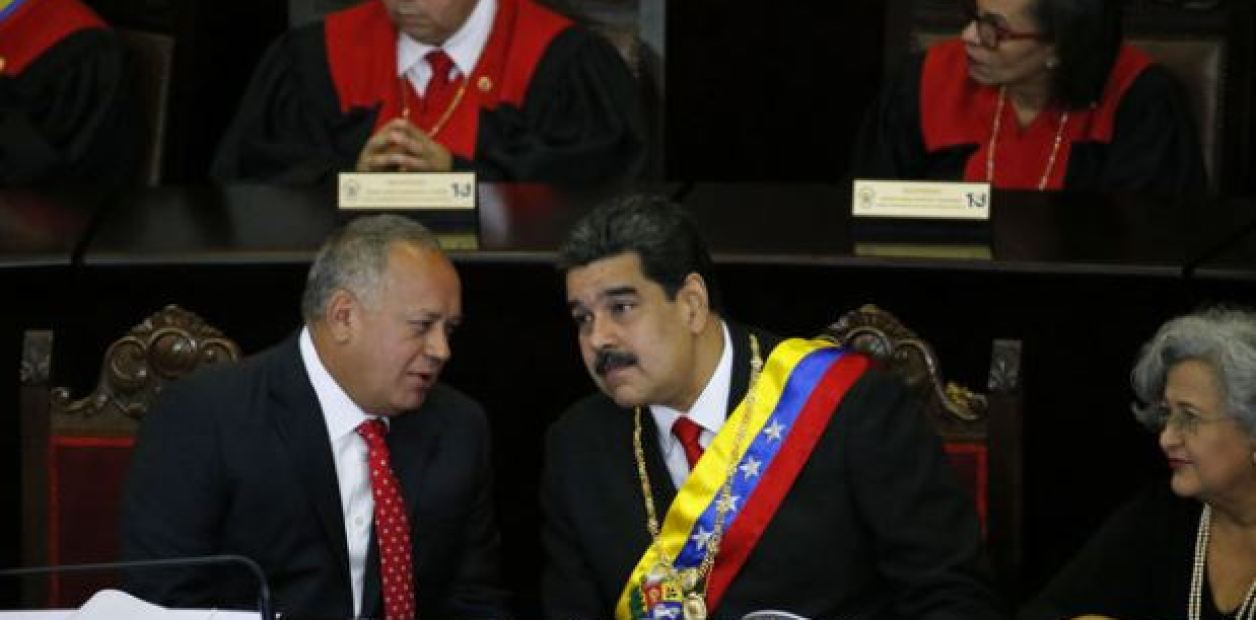 """""""Juro a nombre del pueblo de Venezuela"""": Maduro renueva su presidencia por 6 años más"""