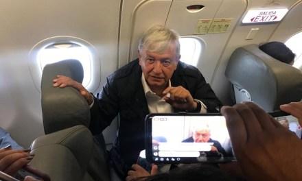 Gasta López Obrador 178 mil pesos en 15 vuelos: Peña Nieto lo hacía en uno