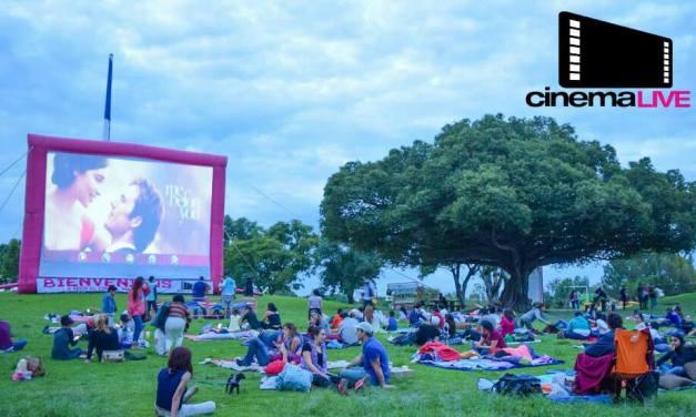 Regresan hoy las funciones de cine al aire libre en el parque Metropolitano