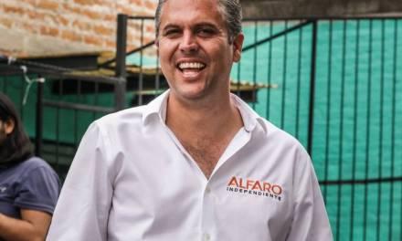 Alfaro García interpondrá denuncia por intento de homicidio