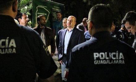 12 multas y una clausura por operativo antirruido en Guadalajara