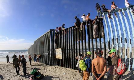 Migración desbordada
