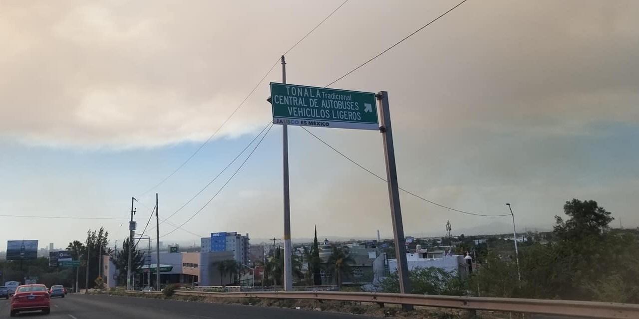 Alerta atmosférica en Guadalajara