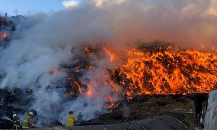 Apagar incendio en Los Laureles costó 7.5 mdp: Lemus