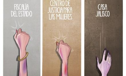 Feminicidio a la puerta de Casa Jalisco: protección que no existió