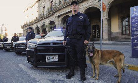 Homologarán salarios de policías en el área metropolitana