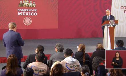 Reclama Ricardo Rocha a AMLO por ser incluido en lista de comunicadores que recibieron dinero del erario