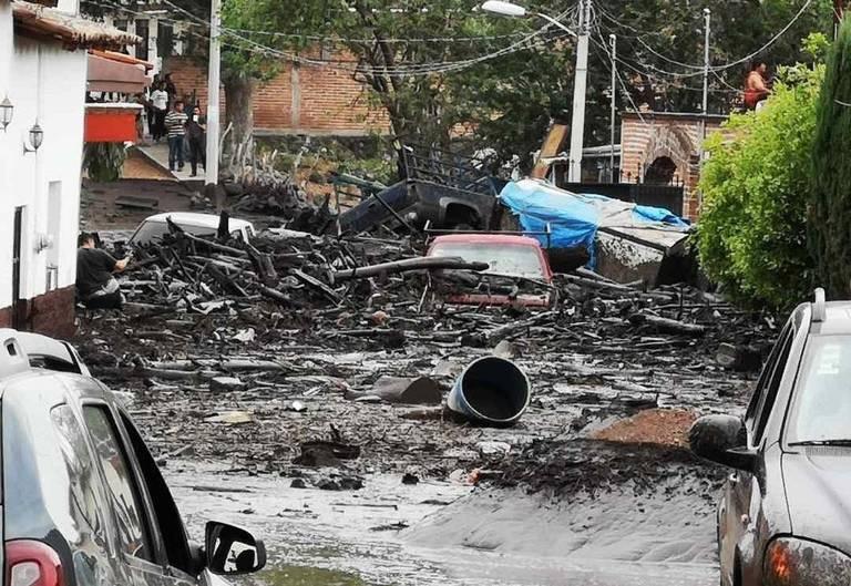 Calamidad en San Gabriel: Culpa del hombre, no de la naturaleza