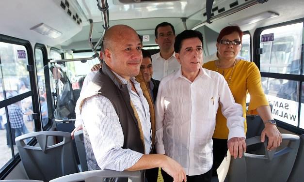 En unos días logramos lo que el gobierno anterior no pudo en seis años: Alfaro sobre el transporte público