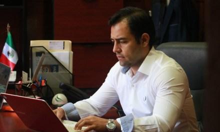"""Rechaza Jonadab Martínez ser """"cuota"""" política de La Luz del Mundo"""