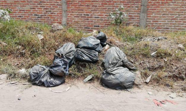 Localizan 15 bolsas con restos humanos en Tlaquepaque