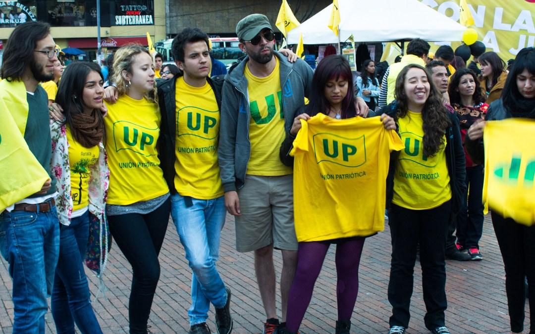 Declaración Política:Encuentro Nacional de la Unión de jóvenes patriotas