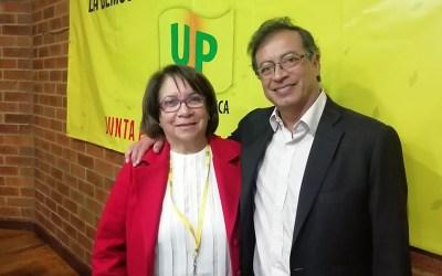 Petro se la juega con la UP para las elecciones regionales