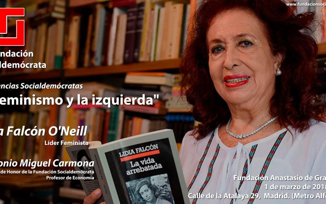 """1 Marzo: Conferencias Socialdemócratas – """"El feminismo y la izquierda"""""""