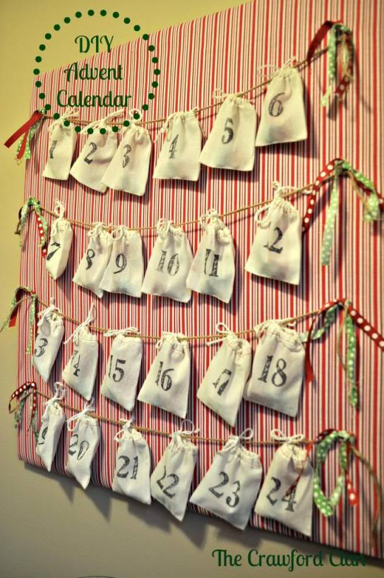 DIY Advent Calendar 02