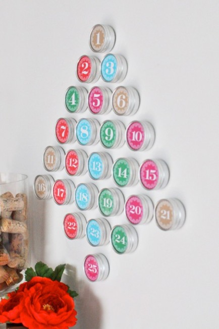 DIY Advent Calendar 03