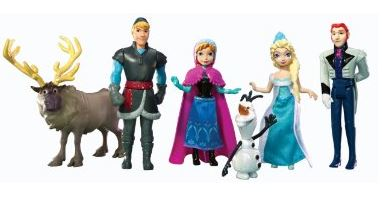 Disney Frozen Complete Story Playset