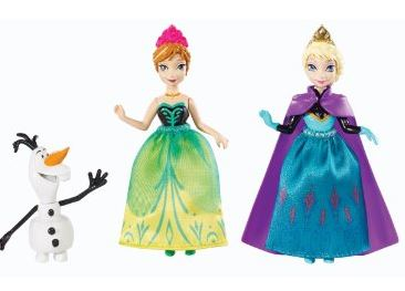 Disney Frozen Sisters Giftset
