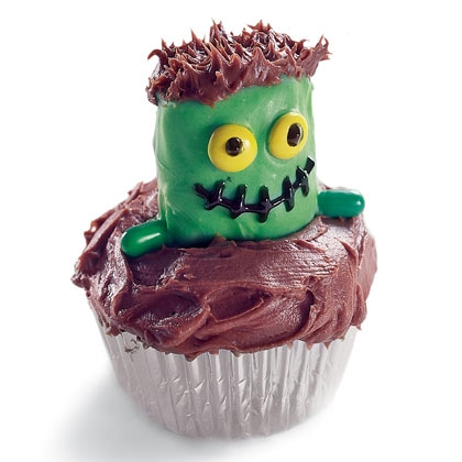 Halloween Cupcakes Ideas 17