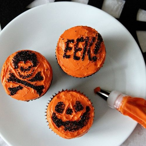 Halloween Cupcakes Ideas 18