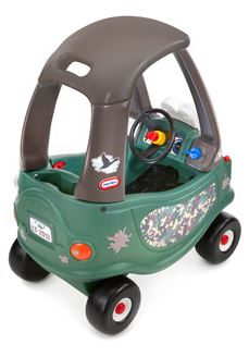 Cozy Coupe Off-Roader Ride-On 02