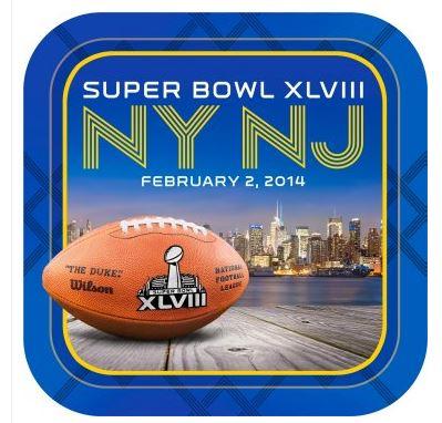 Super Bowl XLVIII Party Supplies 01