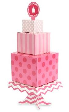 Pink Party Centerpiece