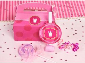 Pink Party Supplies 02