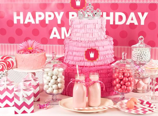 Pink Party Supplies