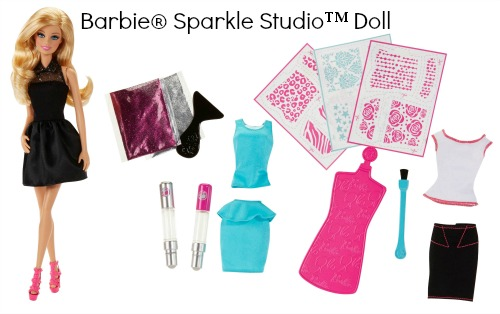 Barbie® Sparkle Studio™ Doll, Barbie Toys, Barbie 2014, Barbie Dolls