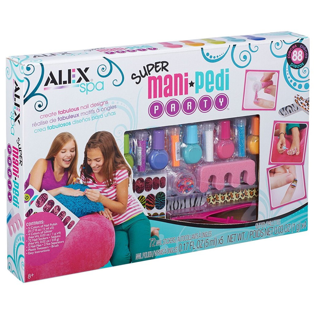 Spa Party Toys