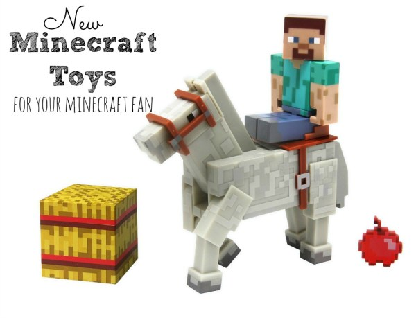 New-Minecraft-toys, minecraft-toys-2014, minecraft-action-figures