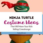 Totally Awesome Ninja Turtle Costume for Kids