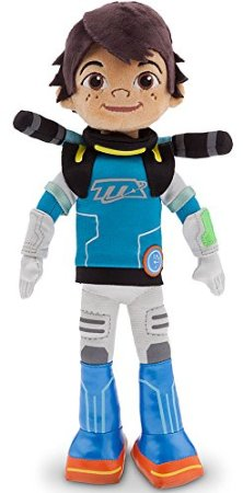 Disney Junior Miles from Tomorrowland Plush