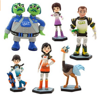 Miles from Tomorrowland Play Figure Set