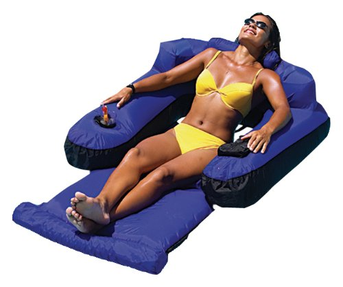 lounge chair pool float