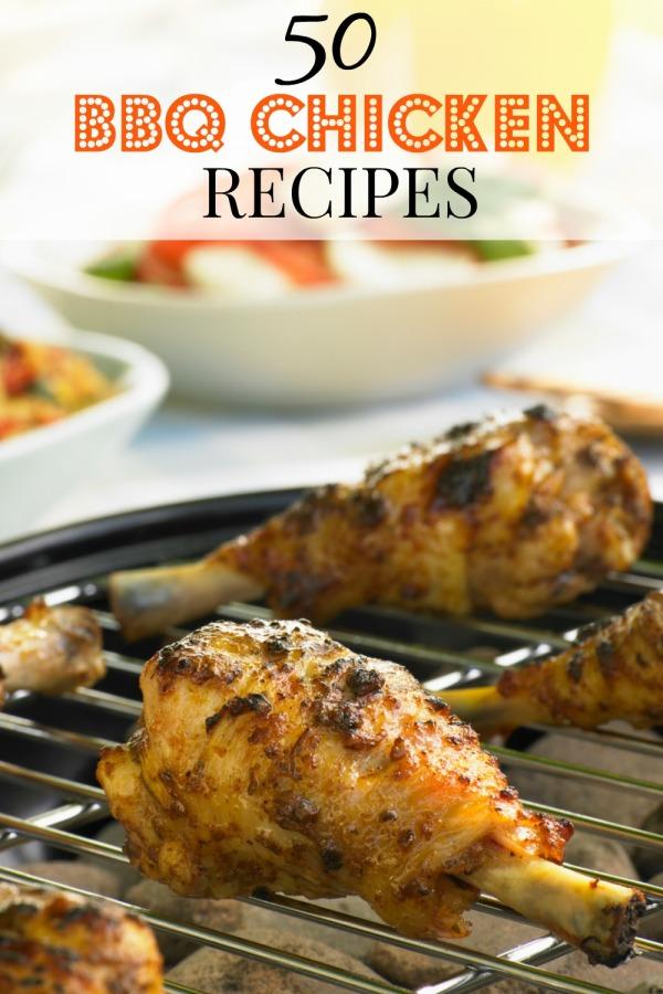 BBQ Chicken Recipes