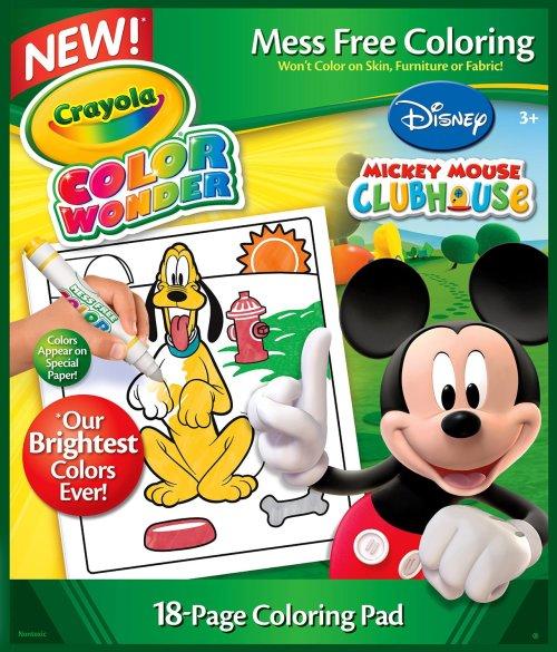 Crayola Color Wonder Disney