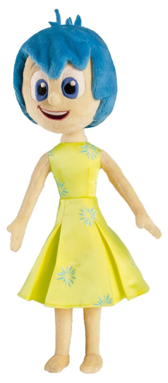 Inside Out Toy Talking Plush Joy