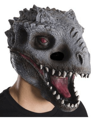 Jurassic World Mask adult