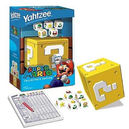 Super Mario Collector's Edition Yahtzee