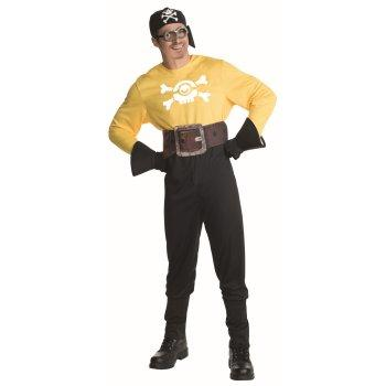 pirate minion costume