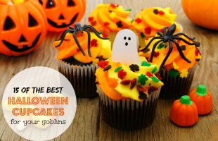 15 of the Best Halloween Cupcakes for Your Goblins