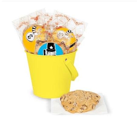 DIY Cops and Robbers Deluxe Cookie Favor Kit