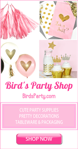 Bird's Party Supplies