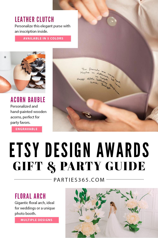 etsy design awards party