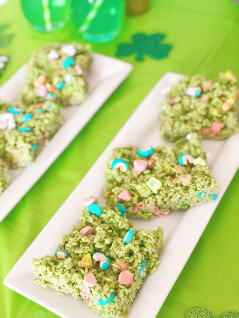 St. Patricks Day Party Decorations and Food Ideas